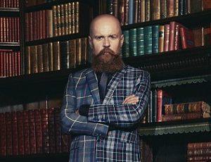 Alexander Bard - Filosof, musiker, producent, debattör och författare