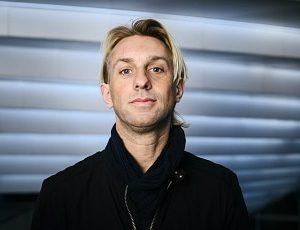 Anders Hansen (copyright, foto Stefan Tell) - Psykiater och författare