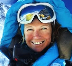 Annelie Pompe - Äventyrare, fridykare, bergsklättrare och inspiratör