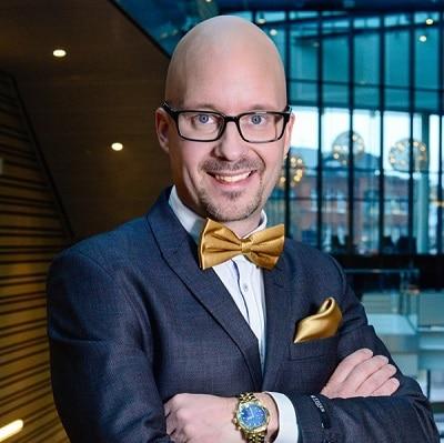 Björn Strid föreläsning - Säljcoach och föreläsare
