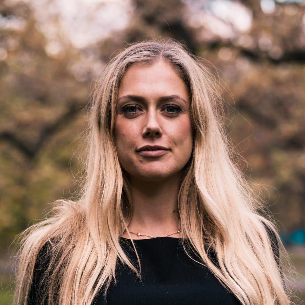 Carolin Solskär, föreläsare. entreprenör, kock, IT-expert, kvinnorättskämpe