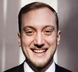 Christofer Laurell - Ekonomie doktor, forskare och expert på sociala medier