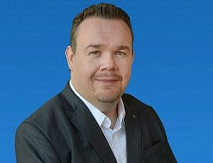 David Lega - Entreprenör, inspiratör och f.d. elitidrottare