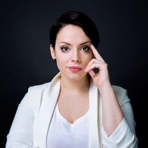 Felicia Margineanu föreläsning - Social entreprenör, författare och moderator