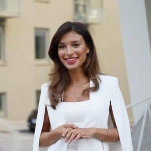 Sandra Mobaraki, Byggsandra, föreläsare, byggare, bygginspiratör, influencer, kvinnlig föreläsare,