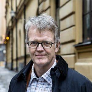 Gunnar Wetterberg, historiker, författare, diplomat, föreläsare