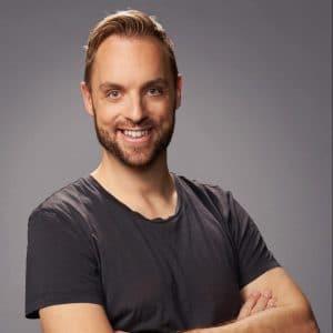 Robin Paulsson, moderator, konferencier, föreläsare, programledare, komiker, standup-komiker