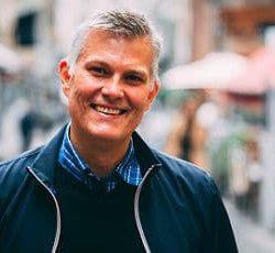 Jesper Ek föreläsning - Ledare, strateg och futurist