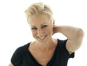 Kajsa Bergqvist - Kajsa Bergqvist - Föreläsare, konferencier och f.d. elitidrottare