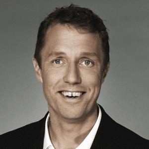 Klas Hallberg, föreläsare, författare, poddare
