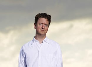 Kristofer Wåhlander (foto Nicklas Rudfell) - Dirigent