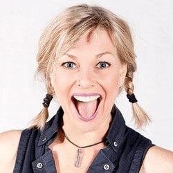 Lena Frisk - Komiker och ståuppare