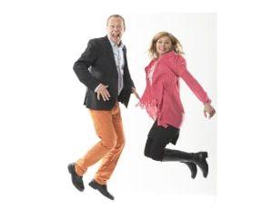 Lilian & Atle - Föreläsarduo som vill sprida glädje