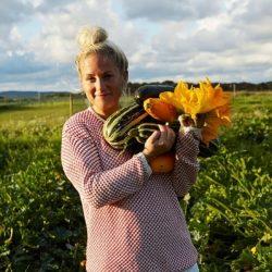 Lisa Lemke föreläsning (foto Magnus Carlsson) - Matkreatör, matstylist & tv-kock