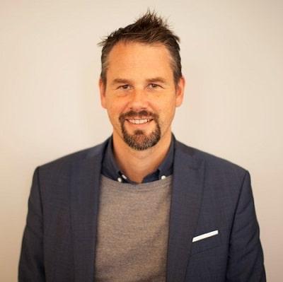 Mikael Ahlström föreläsning - Entreprenör och digital strateg