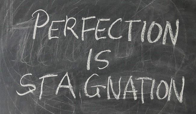 Fuck perfektion!