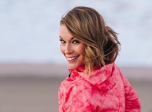 Petra Månström - Influencer, entreprenör, löpcoach och föreläsare (foto Emma Shevtzoff)