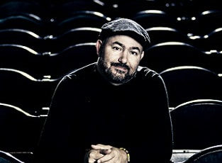 Pär Johansson (foto Per Trané) - Teaterproducent, regissör och manusförfattare