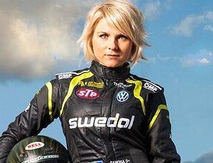 Ramona Karlsson - Rallyförare och entreprenör
