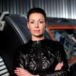 Renata Chlumska (foto Fredrik Blomqvist) - Världens mesta äventyrerska