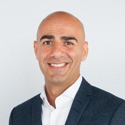 Saeid Esmaeilzadeh föreläsning - Visionär och serieentreprenör