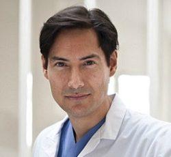 Simon Kyaga - Överläkare och forskare
