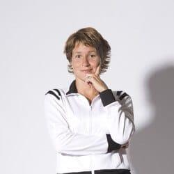 Susanne Pettersson - F.d. tennisproffs, författare och coach
