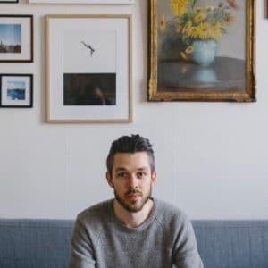 Tobias Ahlin föreläsning - Designar digitala produkter