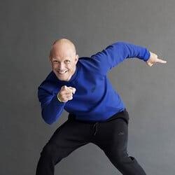 Tobias Karlsson - Dansare, koreograf, konferencier och partystarter