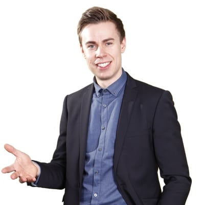 Alexander Björnfot föreläsning - Mental träning