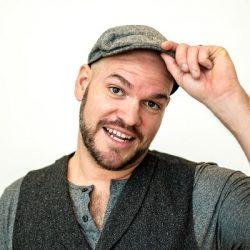 Alexander Grabner-Jarlung föreläsning - Tal och presentationsteknik