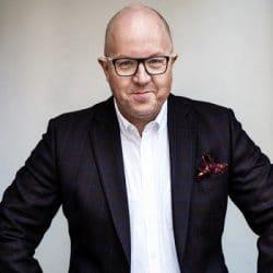 Anders Jansson föreläsning - komiker och föreläsare