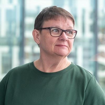 Anne-Marie Eklund Löwinder föreläsning - Internetpionjär och IT-expert