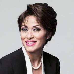 Azita Shariati, föreläsare, entreprenör, kommunikatör, feminist