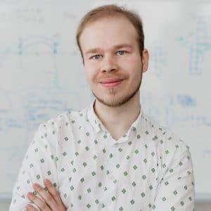 Fredrik Löfgren föreläsning -Robot som statsminister?- Robotforskare