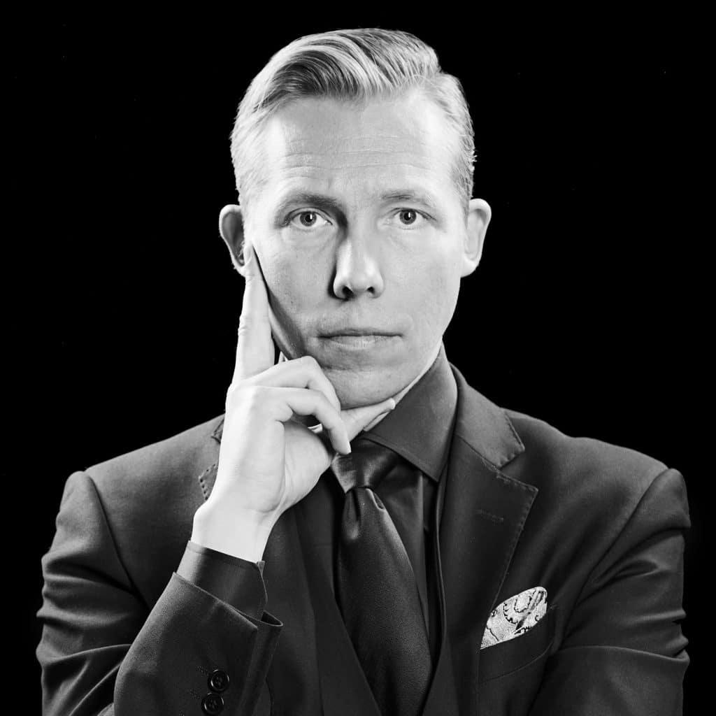 Henrik Jönsson föreläsning - Utveckla ditt entreprenörskap