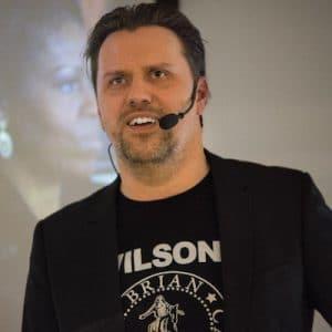 Henrik Pallin föreläsning - Sociala medier och nätnärvaro
