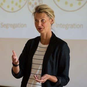 Lisa Andersson föreläsning - makt och jämställdhet