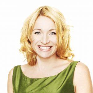 Martina Haag - Författare och skådespelare