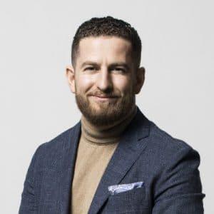 Michael Saliba föreläsning - nätverkande och entreprenörskap
