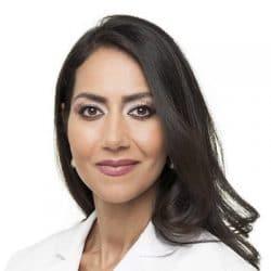 Mouna Esmaeilzadeh föreläsning - framtidens sjukvård