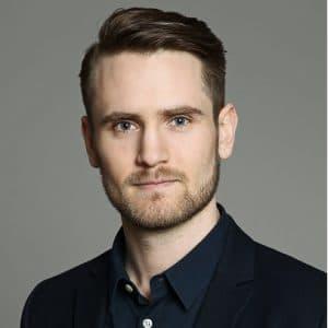Nicholas Fernholm föreläsning - expert på AI, automation och digitalisering