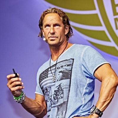 Nick Söderblom föreläsning - Motgång till framgång