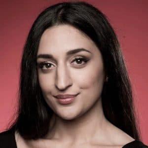 Parisa Amiri föreläsning