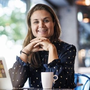 Paulina Modlitba föreläsning - Digitala lösningar och affärsutveckling