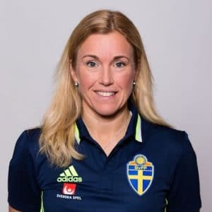 Sara Persson föreläsning - Annorlunda ledarskap och kommunikation