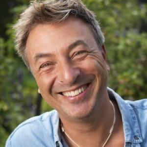 Tareq Taylor föreläsning - TV-kock och författare
