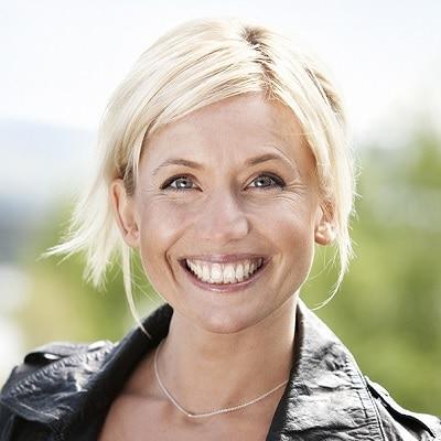 Tina Nordström föreläsning - Framtidens hållbara matglädje